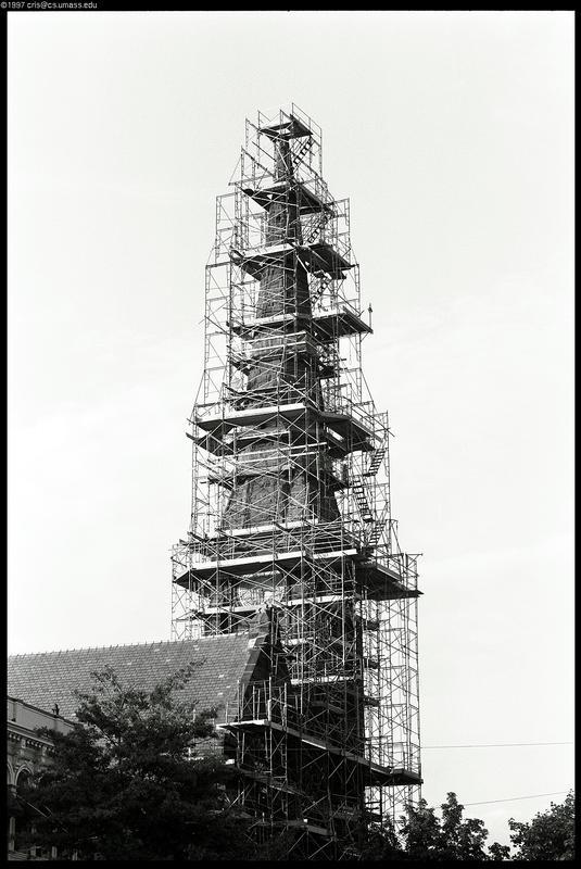 spire-scaffold