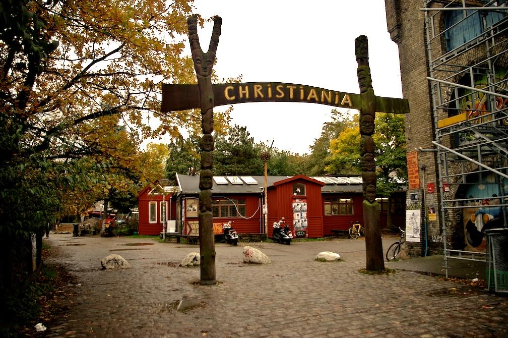 Christiania Welcome